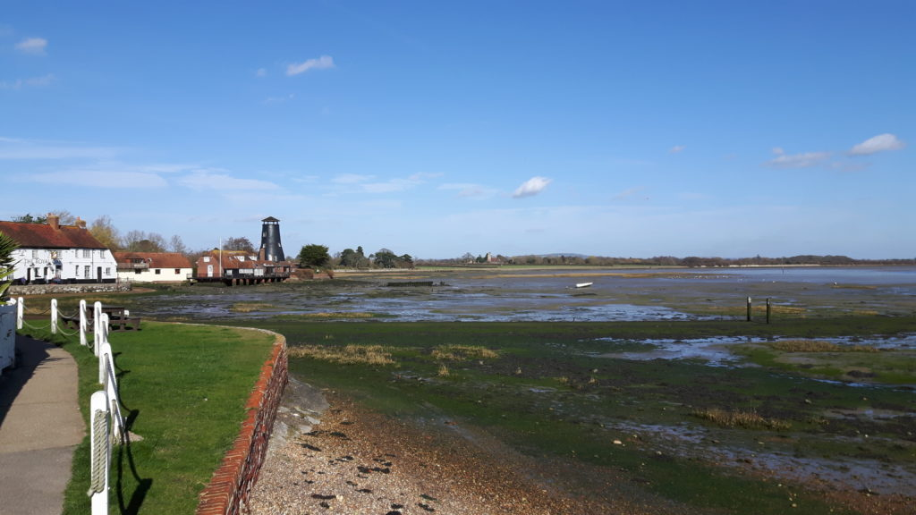 View from Langstone Harbour